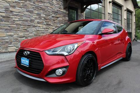 2014 Hyundai Veloster Turbo for sale at Action Auto Sales and Finance (Lehi Location) in Lehi UT
