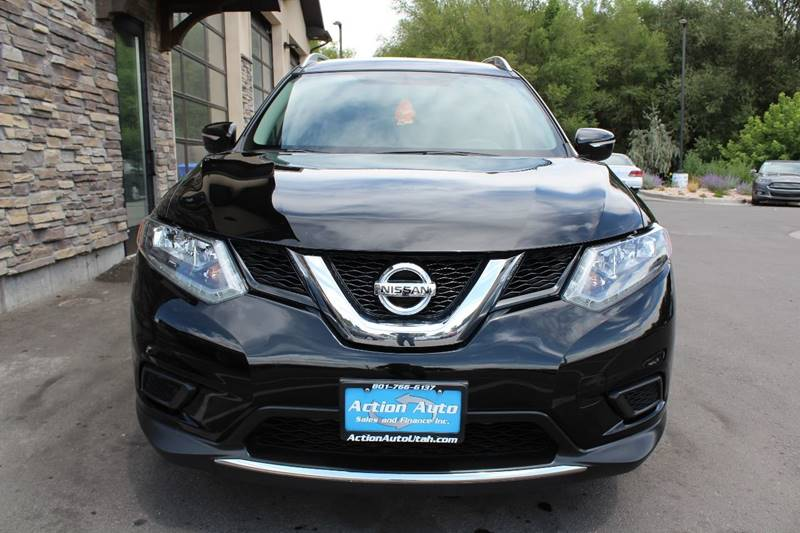 2015 Nissan Rogue for sale at Action Auto Sales and Finance (Lehi Location) in Lehi UT