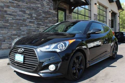 2014 Hyundai Veloster Turbo for sale at Action Auto Sales and Finance (Lehi Location) - Action Auto Sales and Finance #2 (Orem Location) in Orem UT