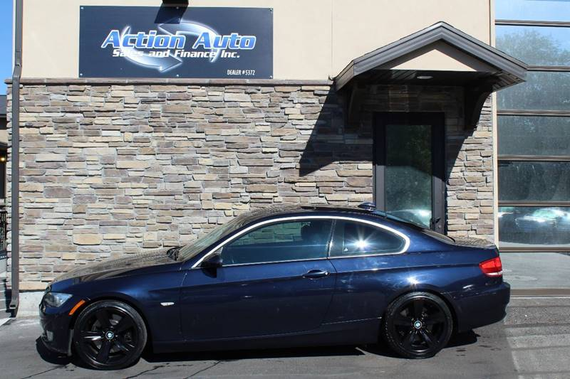 2007 BMW 3 Series for sale at Action Auto Sales and Finance (Lehi Location) in Lehi UT