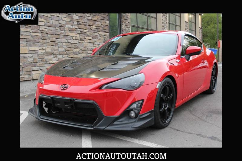 2013 Scion FR-S for sale at Action Auto Sales and Finance (Lehi Location) in Lehi UT