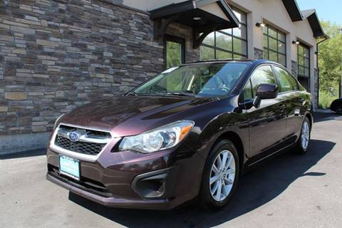 2013 Subaru Impreza for sale at Action Auto Sales and Finance (Lehi Location) in Lehi UT