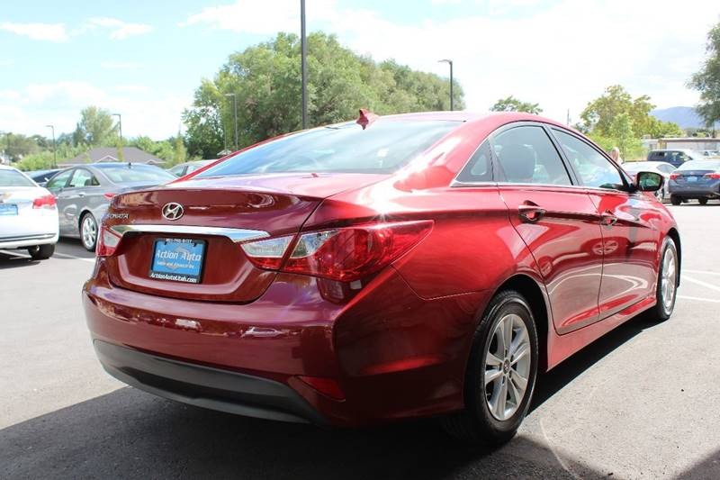 2014 Hyundai Sonata for sale at Action Auto Sales and Finance (Lehi Location) in Lehi UT