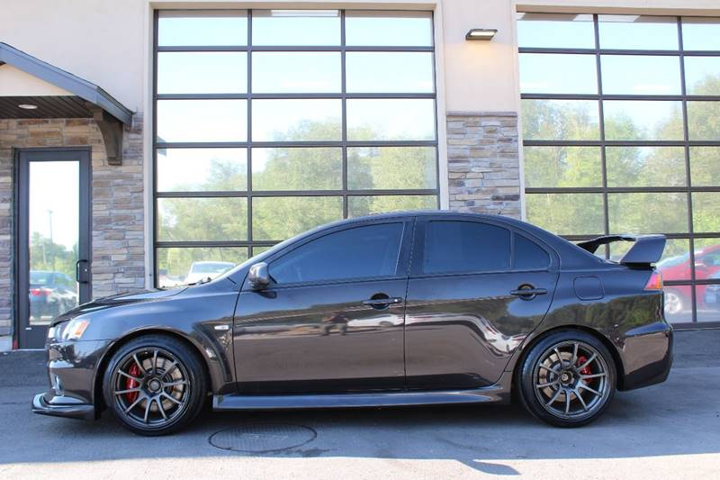 2014 Mitsubishi Lancer Evolution for sale at Action Auto Sales and Finance (Lehi Location) in Lehi UT