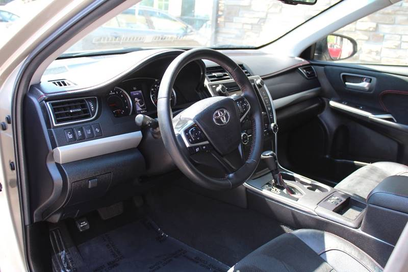 2015 Toyota Camry for sale at Action Auto Sales and Finance (Lehi Location) in Lehi UT