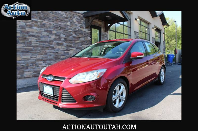 2014 Ford Focus for sale at Action Auto Sales and Finance (Lehi Location) - Orem Location in Orem UT