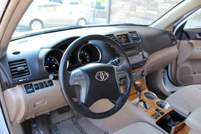 2008 Toyota Highlander Hybrid for sale at Action Auto Sales and Finance (Lehi Location) - Orem Location in Orem UT