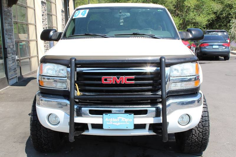 2004 GMC Sierra 2500HD for sale at Action Auto Sales and Finance (Lehi Location) in Lehi UT