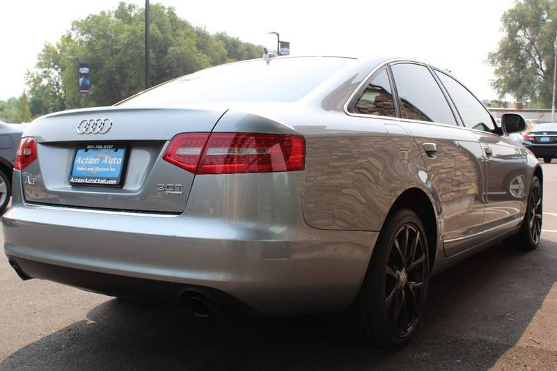 2010 Audi A6 for sale at Action Auto Sales and Finance (Lehi Location) in Lehi UT