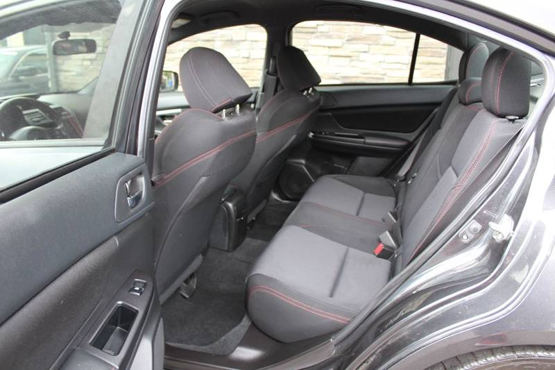 2015 Subaru WRX for sale at Action Auto Sales and Finance (Lehi Location) in Lehi UT
