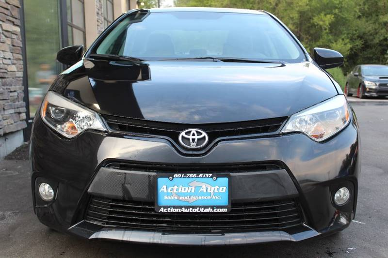 2014 Toyota Corolla for sale at Action Auto Sales and Finance (Lehi Location) - Orem Location in Orem UT