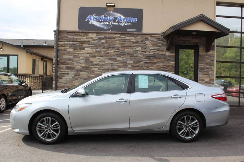 2016 Toyota Camry for sale at Action Auto Sales and Finance (Lehi Location) - Orem Location in Orem UT