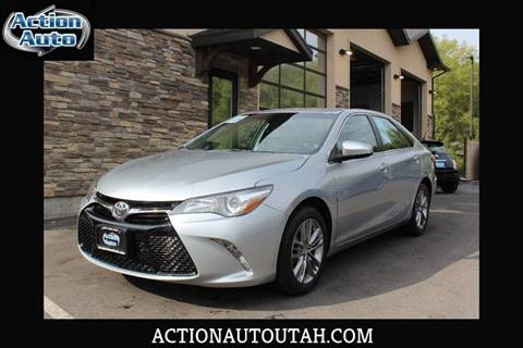 2016 Toyota Camry for sale in Orem, UT