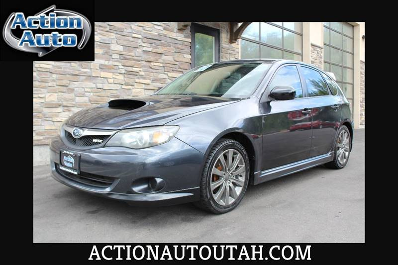 2010 Subaru Impreza for sale at Action Auto Sales and Finance (Lehi Location) in Lehi UT