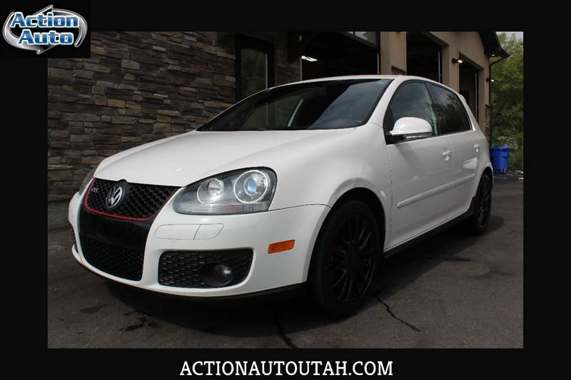 2007 Volkswagen GTI for sale at Action Auto Sales and Finance (Lehi Location) in Lehi UT