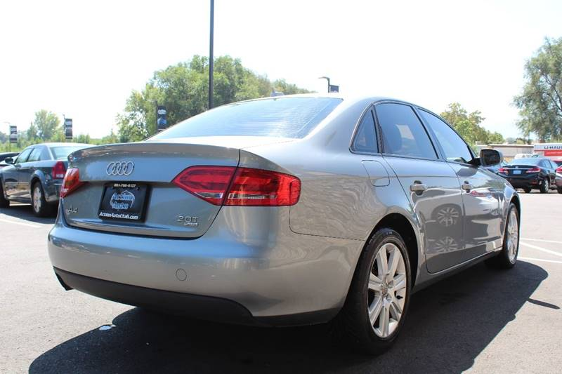 2010 Audi A4 for sale at Action Auto Sales and Finance (Lehi Location) in Lehi UT