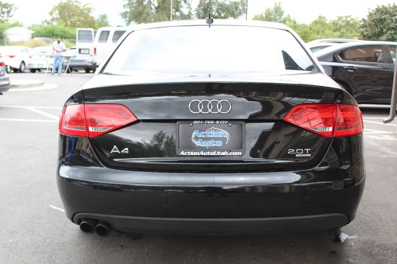 2009 Audi A4 for sale at Action Auto Sales and Finance (Lehi Location) in Lehi UT