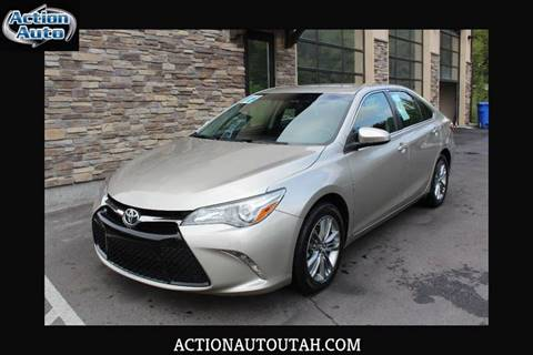 2016 Toyota Camry for sale in Lehi, UT