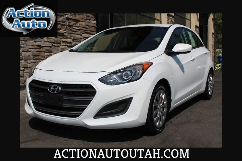 2016 Hyundai Elantra GT for sale at Action Auto Sales and Finance (Lehi Location) in Lehi UT