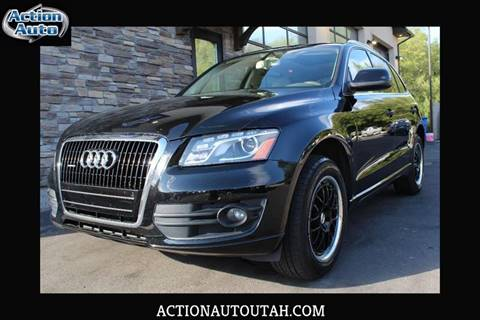 2009 Audi Q5 for sale at Action Auto Sales and Finance (Lehi Location) in Lehi UT