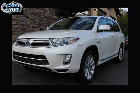 2011 Toyota Highlander Hybrid for sale in Lehi, UT