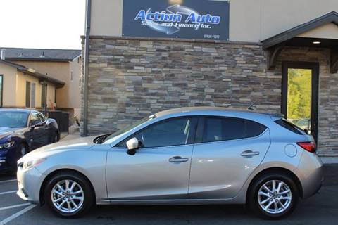 2014 Mazda MAZDA3 for sale in Lehi, UT