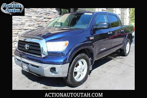 2008 Toyota Tundra for sale in Lehi, UT
