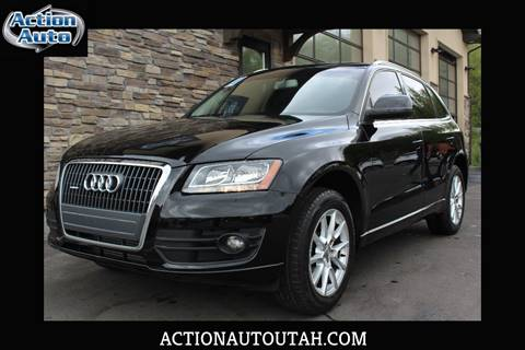 2011 Audi Q5 for sale at Action Auto Sales and Finance (Lehi Location) in Lehi UT