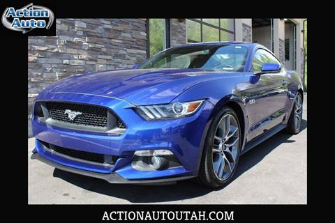2015 Ford Mustang for sale in Lehi, UT
