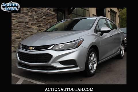 2017 Chevrolet Cruze for sale in Lehi, UT