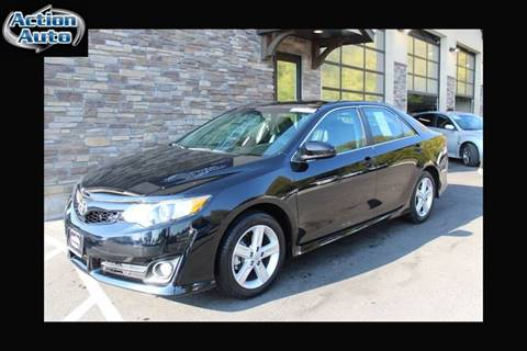 2014 Toyota Camry for sale in Lehi, UT
