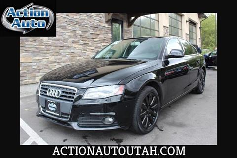 2009 Audi A4 for sale in Orem, UT