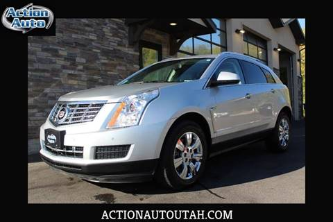 2014 Cadillac SRX for sale in Lehi, UT
