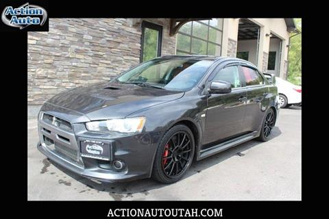 2010 Mitsubishi Lancer Evolution for sale in Orem, UT