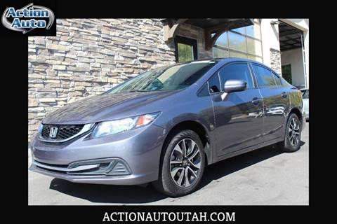 2014 Honda Civic for sale in Lehi, UT