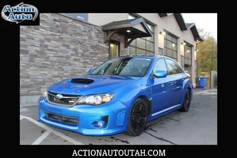 2011 Subaru Impreza for sale in Lehi, UT