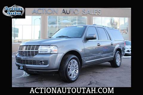 2012 Lincoln Navigator L for sale in Orem, UT