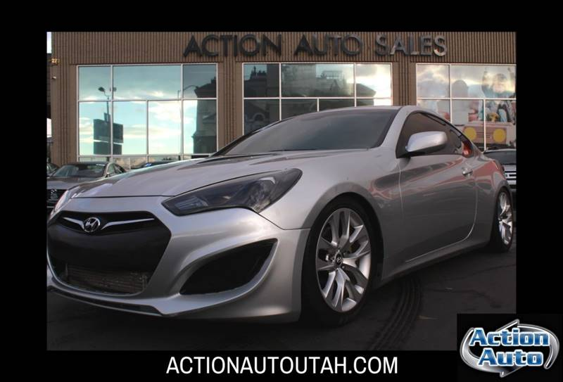 2013 Hyundai Genesis Coupe For Sale At Lehi Location   Orem Location In  Orem UT