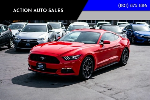 2016 Ford Mustang for sale in Lehi Or Orem, UT