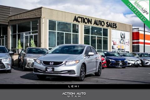 2015 Honda Civic for sale in Lehi Or Orem, UT