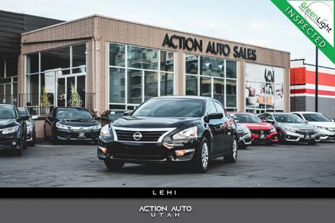 2014 Nissan Altima for sale in Lehi Or Orem, UT