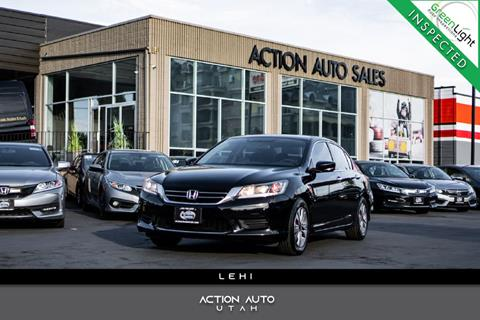 2014 Honda Accord for sale in Lehi Or Orem, UT