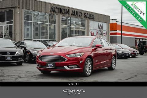 2017 Ford Fusion Energi for sale in Lehi Or Orem, UT
