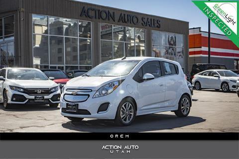 2016 Chevrolet Spark EV for sale in Orem, UT