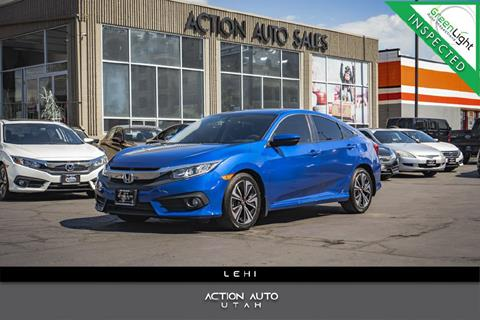 2017 Honda Civic for sale in Lehi Or Orem, UT