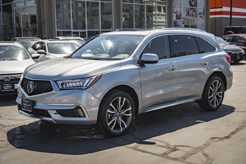 2019 Acura MDX for sale in Lehi Or Orem, UT