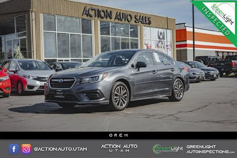 2018 Subaru Legacy for sale in Orem, UT