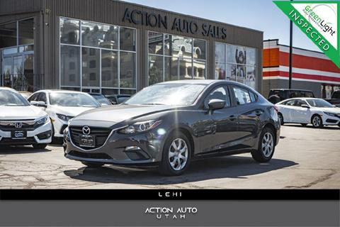 2016 Mazda MAZDA3 for sale in Lehi Or Orem, UT