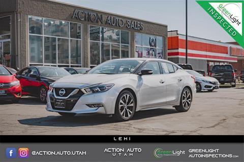 2018 Nissan Maxima for sale in Lehi Or Orem, UT