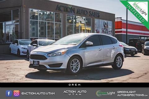 2017 Ford Focus for sale in Orem, UT
